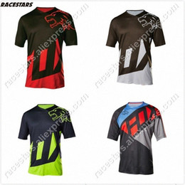 race bmx bikes UK - 2020 2020 MTB Jersey Motocross Moto Jersey GP Mountain Spexcel Bike Motocross MX Cycling BMX DH Short MTB Tshirt Moto Clothing QnRA#