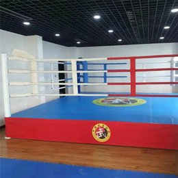 Wholesale Thai boxing training production fighting ring Fitness Equipment Fitness Equipment martial arts Sanda training fighting ring