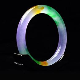 Кварцевый нефрита трехцветный нефрит браслет женщин модели. на Распродаже