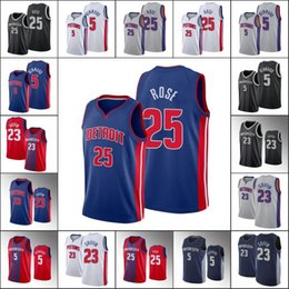 jerseys derrick rose Australia - Men
