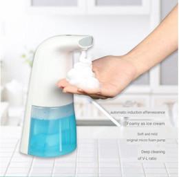 Automática Soap Dispenser mais novo inteligente indução recarregável Infrared Soap Dispenser Thouchless Hand Sanitizer Líquido Dispenser LJJA5540 em Promoção