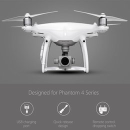 dji helicopters NZ - LeadingStar PGYTECH Air-Dropping System Photography Extender Accessories for DJI Phantom 4 Series Camera Drone Accessories