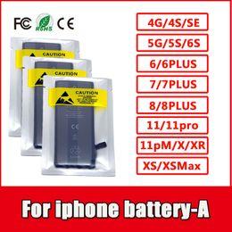 5pcs / lot Da Da Xiong Interne eingebaute Li-Ionen-Akku für iPhone 4S 4 5 5S 5C 5G 78 6 6S Plus X mit Fabrikpreis im Angebot