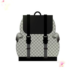 nice girl school bags NZ - Fashion-nice-made Backpacks for Men and Women High Quality Large Capacity Backpack 2020 New Style Back Pack School Travel Bags Purse