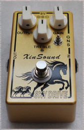 Wholesale Pro Vintage RM-20 Three mode- Bright Centaur   Hot   Norm Centaur, Great Sky Overdrive, Very Dynamic, Good solid build, Really Clean Buffer