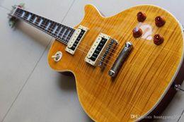 Wholesale Wholesale New Cibsonlpslash Slash Electric guitar Mahogany Body Neck In Beer Brown Burst 120930