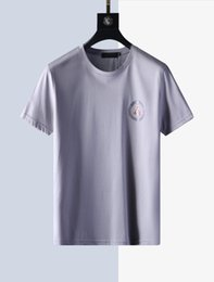 Wholesale beautiful t shirt prints online – design designer Men s Clothing t shirt mens favourite the new listing rushed new best sell spring simple handsome classic beautiful XXEM