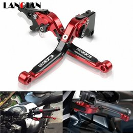brake lever handle NZ - Motorcycle Extendable Foldable Aluminum Handle Brake Clutch Levers For cb599 CB599 CB 599 1998 1999 2000 2001 2002 2003-06 KeNd#