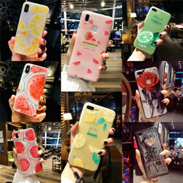 iphone 6s girl cases UK - Girl Fashion Case For iphone xs max Soft Tpu Gel Back Cover For iphone 7 8 plus Samsung Lg Motor Cute Lovely Pouch