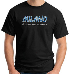 mens black mesh shirt Canada - Fashion popular hot sale mesh shirt mens T-shirt t0910 Milan Nerazzurri soccer Inter