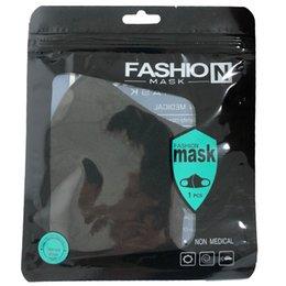 venda por atacado Reutilizável lavável máscara de seda gelo pano Máscara Facial pacote individual Máscaras Designer adultos crianças Máscaras transporte DHL grátis