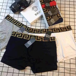 Wholesale sexy men leather pant for sale – dress Fashion Male Sexy Underpants Knickers Panties vers ace Sexy Mens Boxer Cuecas Shorts Man Leather High Quality Underwear Pant Box