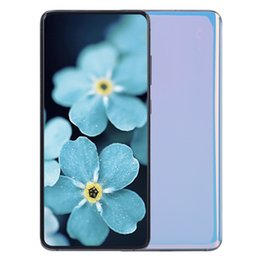 "best chinese gps Canada - Best Cheap Goophone S20U Plus GPS20 Ultra 5G Android 10 6.9"" Punch-hole IPS Full Screen Curved Quad Core 1GB RAM 4GB ROM Face ID Smart Phone"