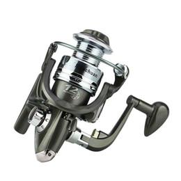 Spinnrolle Fliegenfischenrolle Aluminium Angelrolle