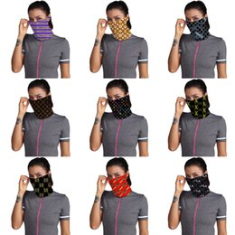 magic ring mans Australia - RM1Pr 2020 Designer Magic Mask Face Scarf Mask Outdoor Cycling Men 10Color In Stock#601#367