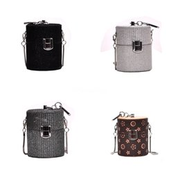 Wholesale swagger for sale – custom Women Canvas Messenger Ag Mini Single Soulder Ag Crossody Lady Girls Swagger Ag Female Sopping Travel Ags Andags Purses
