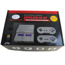 card stores UK - Upgrade hot MINI Handled Video Game player SNES 8-bit HDMI can store 821 Games TV Output Game Console Support Tf Card