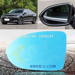car signals mirror lights Australia - For Chevrolet Cruze 2010-2017 Car Rearview Mirror Wide Angle Blue Mirror Arrow LED Turning Signal Lights