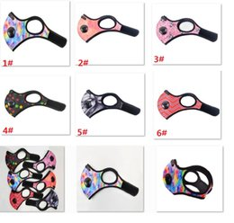 valve caps wholesale Canada - Bicycle Cycling Motorcycle Half Face Mask Winter Warm Outdoor Sport Ski Mask Ride Bike Cap Mask With Valve HH9-3058