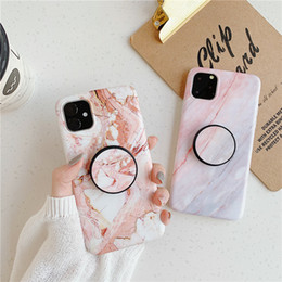 iphone plus pricing Canada - Vintage Marble Pattern Phone Case for iPhone 11 Pro Max X XR XS MAX 7 8 6 6s Plus Soft TPU Silicon Stand Back Cover Factory Price