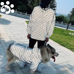 clothes pugs UK - Clothing for Dogs Reflective Big Dog Jacket Pet Clothes for Large Dog Coat Costume for Dogs Winter Clothing French Bulldog Pug T200710