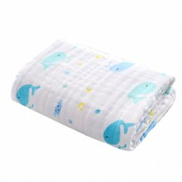 cotton baby bedding sets UK - Baby Blanket & Swaddling Newborn Thermal Soft Fleece Blanket Solid Bedding Set Cotton Quilt Gz7u#
