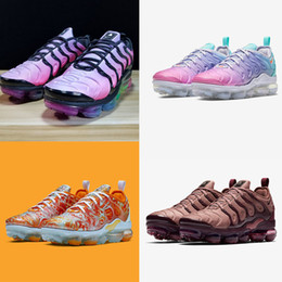 2020 steam air cushion shoes men and women running shoes full palm air cushion breathable high resilience wear-resistant casual sports shoes on Sale