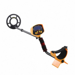 underground searching gold NZ - Professional Handheld LCD Display Metal Detector Gold Digger Treasure Deep UnderGround Metal Search Scanner Finder Rj0w#