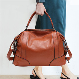 travel totes zipper Australia - 2020 New Hot Women Large Totes Designer Leather Crossbody Bags Fashion Back Zipper Travel Bags Unisex Big Size Lugguge Totes Free Shipping 6