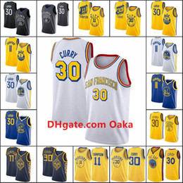 classic basketball jersey Australia - Golden State