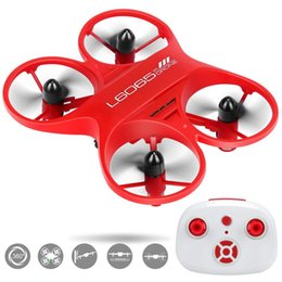 red toy helicopter Canada - Mini Drone with Camera HD FPV Camera RC Quadcopter Drones 6 Remote Control Mini Dron Headless Mode Helicopter for Children Toys