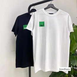 Wholesale eco friendly t shirts for sale – custom Eco friendly Green Tshirt Printing Short Sleeve Tee Casual Fashion Cotton Shorts Mens And Women Couple Designer T Shirt HFXHTX051