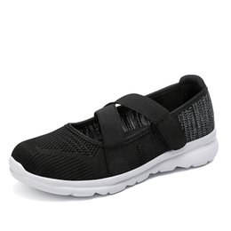 female tennis shoes Australia - 2020 Women tennis Shoes Autumn Ladies Platform Sneakers Flats Gym Sports Shoe Walking Athletic Female Footwear zapatos de mujer