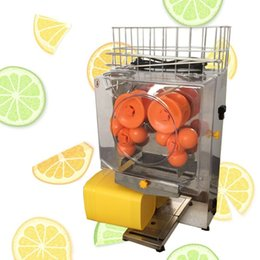 twin gear NZ - 20 new model Citrus orange automatic Juice Extractor machine commercial automatic orange juicer machine, orange juicer 120w