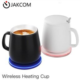 Wholesale video lg online – design JAKCOM HC2 Wireless Heating Cup New Product of Cell Phone Chargers as banana color bf video player