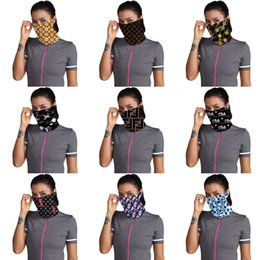magic ring mans Australia - Gz8VV 2020 Designer In Mask Stock Scarf Men Outdoor Cycling Mask 10Color Face Magic#792