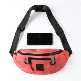 EMPRESA CP topstoney PIRATA 2020 Nuevo patrón konng gonng bolsa de deporte pecho bolsa de mensajero axila bolsillo pequeño cinturón cinturón de los deportes de moda en venta