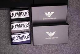 Wholesale men' underwear for sale - Group buy a7 Designers brand Mens Boxer men Underpants Brief For Man UnderPanties Sexy Underwear Mens Boxers Cotton Underwears Shorts Male