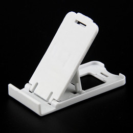 standing holder tablet UK - for xiaomi phone holder for iphone Universal cell desktop stand for phone Tablet Stand mobile support table free shipping 2020 new whoesale