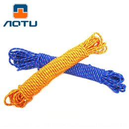 umbrella rope UK - X2NME Concave-convex diameter 8mm outdoor mountaineering escape survival Umbrella safety regulations umbrella survival rope safety rope AT67
