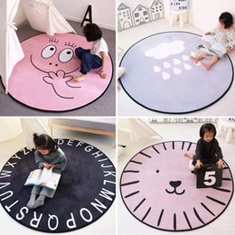 games chairs UK - INS slow rebound floor baby Game Mat children tatami mat living Sofa chair cushion room bedroom carpet sofa chair cushion