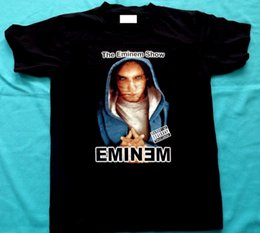 eminem t shirt yellow UK - Eminem - The Eminem Show - T-shirt Reo Rock of The T-shirts T Shirt Casual Short Sleeve for Men Clothing Summer Top Tee
