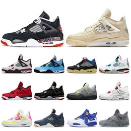 Wholesale shoes carnival resale online - 2020 Top Fashion Jumpman Sail s Women Mens Basketball Shoes Bred Raptors Neon FIBA Black Cat Carnival Red Metallic Trainers Sneakers
