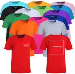 venda por atacado Logo personalizado T-shirt Polo Hoodies alta qualidade de impressão personalizada Vestuário DIY Roupas para as Mulheres Homens DIY T-Shirt Hot Selling