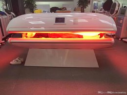 lift beds Canada - Collagen Therapy Machine Red Light ant-aging Beauty skin care Equipment PDT bed Infrared Red Light Therapy Led Bed For Home Ues