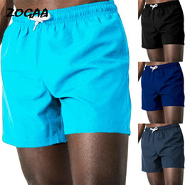 Wholesale shorts for swim for sale - Group buy ZOGAA Men Quick Dry Solid Swimming Shorts For Men Swimwear Man Swimsuit Swim Trunks Summer Bathing Beach Wear Surf Boxer