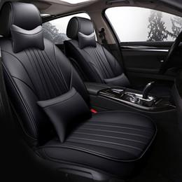 CM-B Universal Car Seat Covers Set for BMW 3 E30 E36 E46 E90 F30 G20 G21