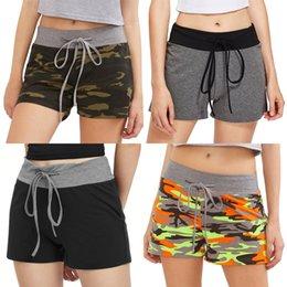 Wholesale ladys shorts for sale - Group buy Shorts Fashion Hot Women Ladys Summer Casual High Waist Short Beach Tassel Trim Sexy Print Shorts