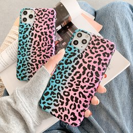 wholesale iphone keyboards UK - Piano Keyboard Texture Phone Case For iPhone SE 2020 11 Pro Max XR XS Max 7 8 Plus X Gradient Leopard Soft Back Cover