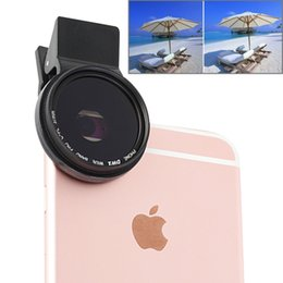 iphone 5s polarizer Australia - Universal Clip Polarizer 37mm 2.0X CPL Filter Mobile Phone Lens Polariscope for iPhone 7 Plus 5s Samsung S3 Note3 S4 Camera Lens